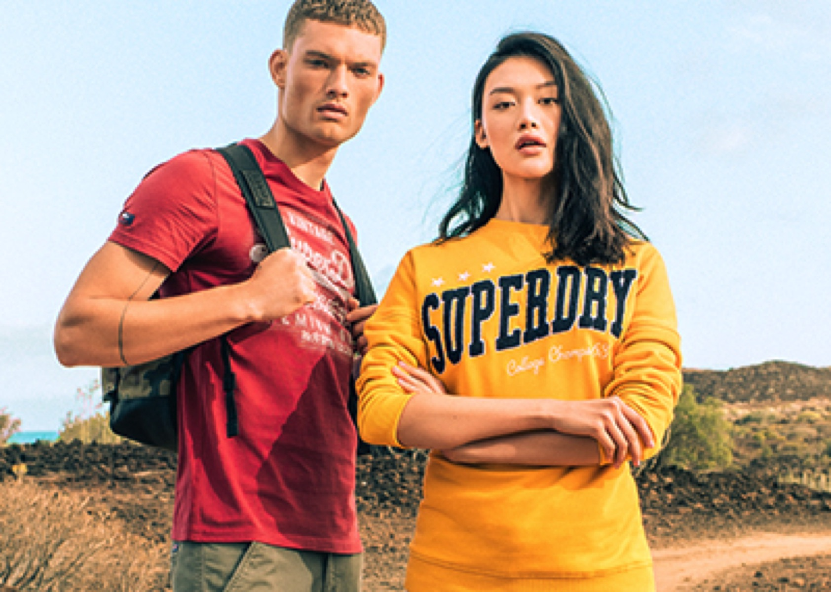 Superdry SS19 Collection