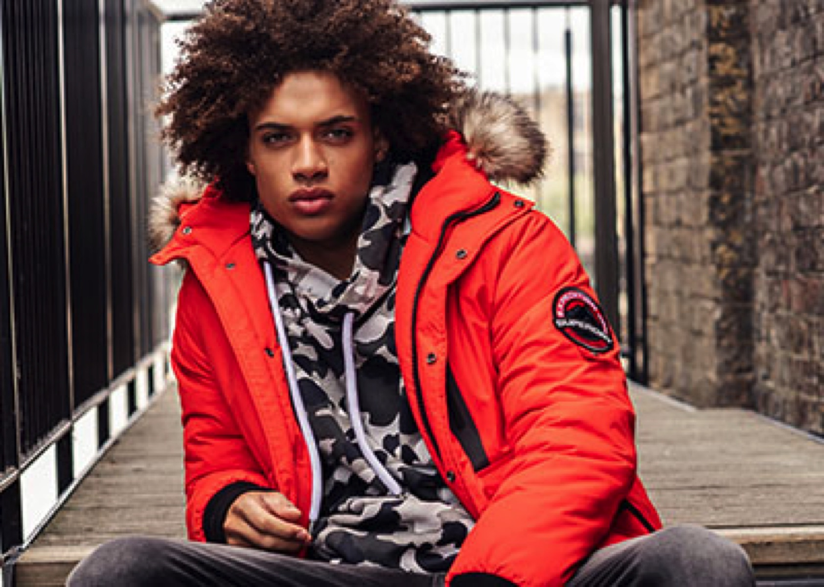 Superdry AW18 Collection
