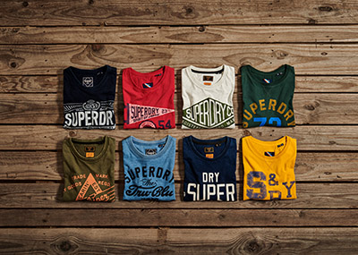 Superdry SS21 Collection