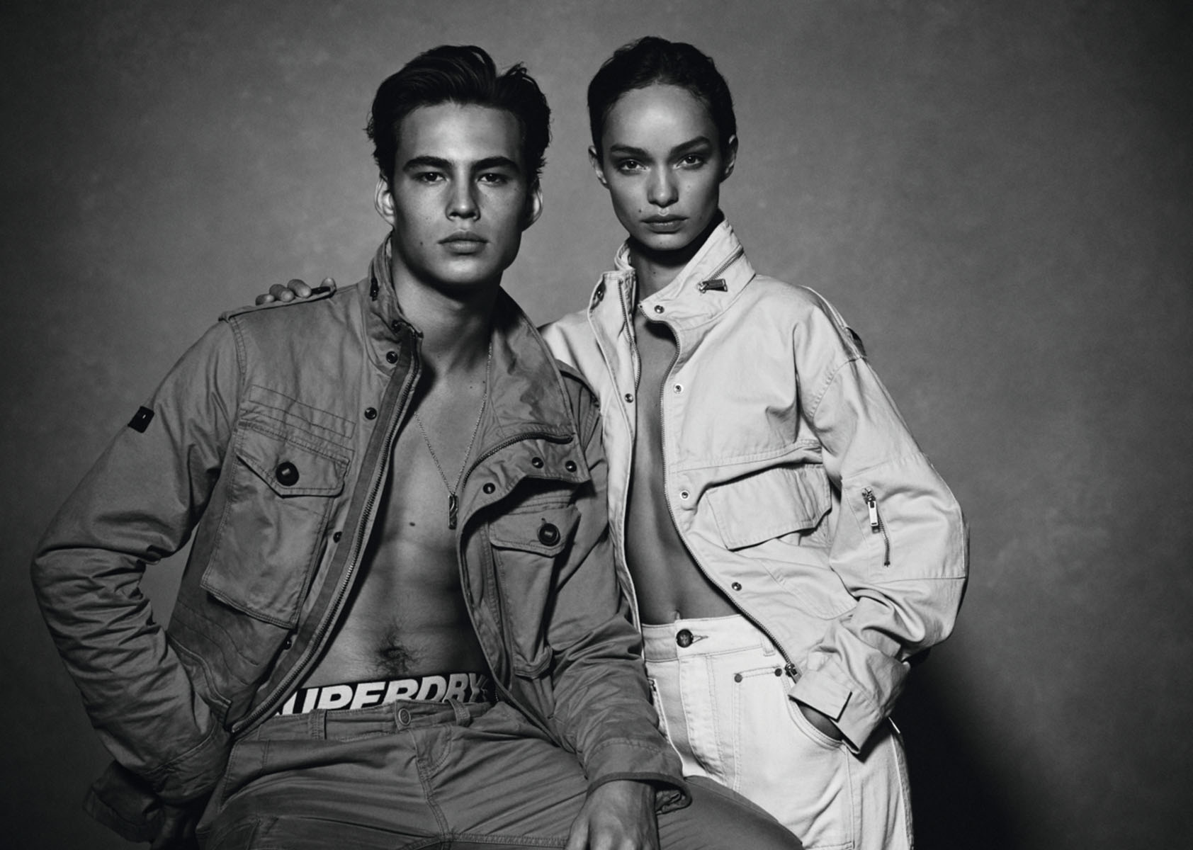 Be Iconic – a campaign by Superdry