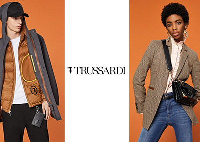 Shop & Trade is the official distributor for the ready-to-wear Trussardi collection in Greece