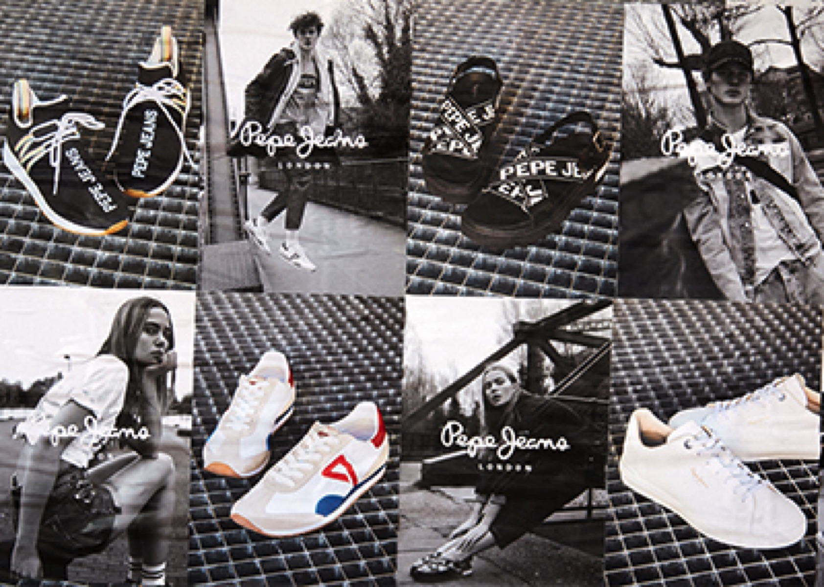 Welcome To The Club  Pepe Jeans London Shoes SS19